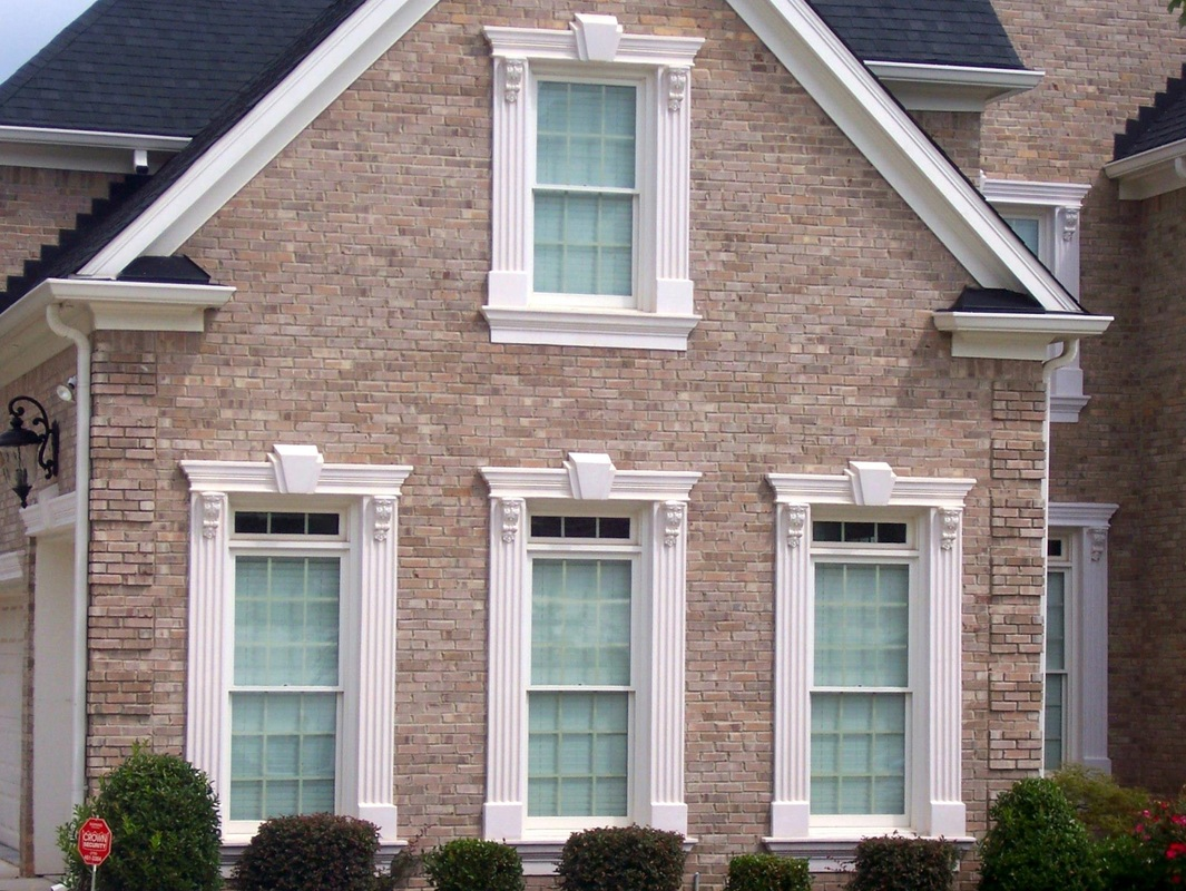 Stucco Trim Around Windows Round Designs